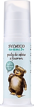 Düfte, Parfümerie und Kosmetik Kinderzahnpasta mit Fluorid 3+ Jahre - Sylveco