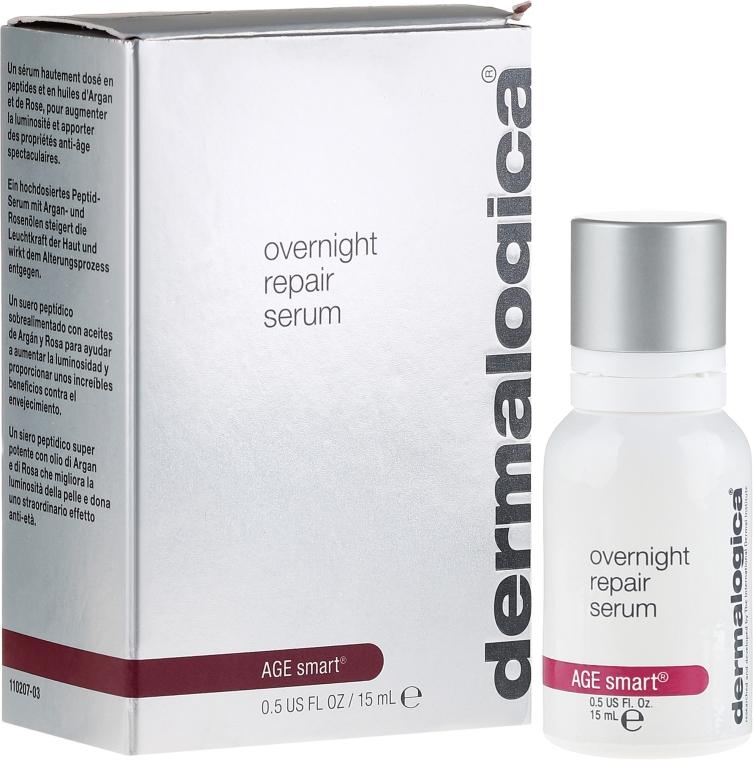 Reparierendes Gesichtsserum für die Nacht - Dermalogica Age Smart Overnight Repair Serum