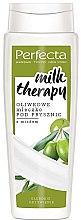 Düfte, Parfümerie und Kosmetik Duschmilch mit Olive - Perfecta Olive Shower Milk
