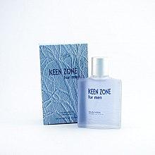 Düfte, Parfümerie und Kosmetik Chat D'or Keen Zone For Men - Eau de Toilette