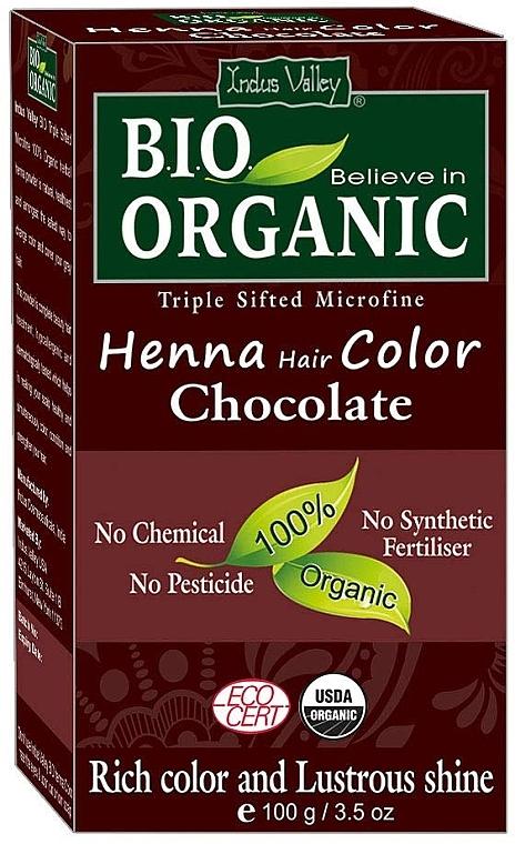 Bio-Henna - Indus Valley Henna Hair Color