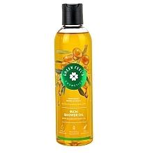 Düfte, Parfümerie und Kosmetik Badeöl mit Sanddorn - Green Feel's Rich Shower Oil