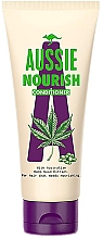 Düfte, Parfümerie und Kosmetik Nährender Conditioner mit australischem Hanfsamenextrakt - Aussie Hemp Nourish Conditioner