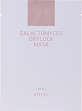 Düfte, Parfümerie und Kosmetik Feuchtigkeitsspendende Tuchmaske für das Gesicht mit Galactomyces-Ferment-Filtrat - Ultru I'm Sorry For My Skin Galactomyces Drylock Mask