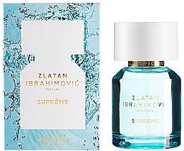 Düfte, Parfümerie und Kosmetik Zlatan Ibrahimovic Supreme Pour Femme - Eau de Toilette