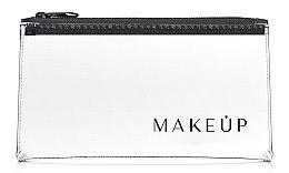Düfte, Parfümerie und Kosmetik Kosmetiktasche Flat Glow transparent - MakeUp B:20 x H:10 cm