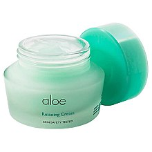 Düfte, Parfümerie und Kosmetik Beruhigende Gesichtscreme mit Aloe-Vera-Extrakt - It's Skin Aloe Relaxing Cream