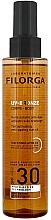 Düfte, Parfümerie und Kosmetik Anti-Aging Bräunungsöl SPF 30 - Filorga UV-Bronze Body Tan Activating Anti-Ageing Sun Oil SPF 30