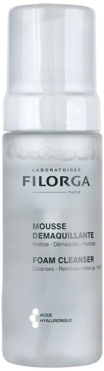 Feuchtigkeitsspendender Gesichtsreinigungsschaum zum Abschminken - Filorga Mousse Demaquillante — Bild N1