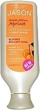 "Düfte, Parfümerie und Kosmetik Haarspülung ""Aprikose"" - Jason Natural Cosmetics Apricot Pure Natural Conditioner"