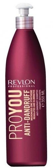 "Anti-Schuppen Shampoo ""Repair & Care"" - Revlon Professional Pro You Anti-Dandruff Shampoo — Bild N1"