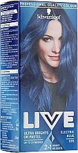 Düfte, Parfümerie und Kosmetik Ammoniakfreie Haarfarbe - Schwarzkopf Live Ultra Brights or Pastel