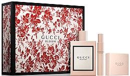 Düfte, Parfümerie und Kosmetik Gucci Bloom - Duftset (Eau de Parfum 100ml + Seife 100g + Eau de Parfum 7.4ml)