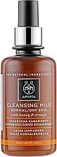 Düfte, Parfümerie und Kosmetik Gesichtsreinigungsmilch mit Honig und Orange für normale und trockene Haut - Apivita Cleansing Milk for Normal/Dry Skin