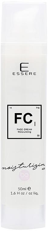 Feuchtigkeitsspendende Gesichtscreme mit Kakaobutter, Süßmandelöl, Aprikosenextrakt und Aloe - Essere Moisturizing Face Cream