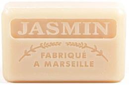 Düfte, Parfümerie und Kosmetik Handgemachte Naturseife Jasmin - Foufour Savonnette Marseillaise