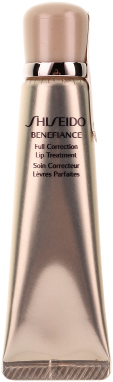 Lippenbalsam - Shiseido Benefiance Full Correction Lip Treatment — Bild N2