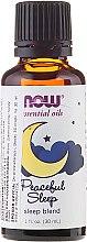 """Düfte, Parfümerie und Kosmetik Ätehrisches Öl """"Peaceful Sleep"""" - Now Foods Essential Oils Peaceful Sleep Oil Blend"""