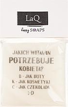 Düfte, Parfümerie und Kosmetik Handgemachte Naturseife mit Ananasduft - LaQ Happy Soaps Natural Soap