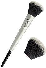 Düfte, Parfümerie und Kosmetik Puderpinsel silber - Art Look Powder Brush