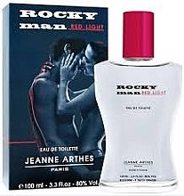 Düfte, Parfümerie und Kosmetik Jeanne Arthes Rocky Man Red - Eau de Toilette