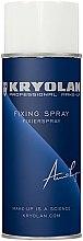 Düfte, Parfümerie und Kosmetik Make-up-Fixierer - Kryolan Fixing Spray