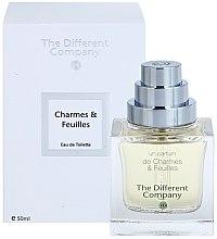 Düfte, Parfümerie und Kosmetik The Different Company Un Parfum de Charmes & Feuilles - Eau de Toilette