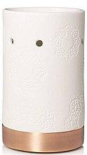 Düfte, Parfümerie und Kosmetik Duftlampe - Yankee Candle Floral Ceramic