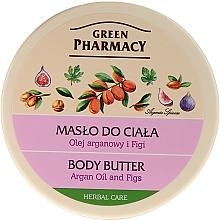 Düfte, Parfümerie und Kosmetik Körpercreme-Butter mit Arganöl und Feigen - Green Pharmacy
