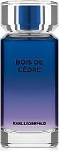 Düfte, Parfümerie und Kosmetik Karl Lagerfeld Bois De Cedre - Eau de Toilette