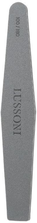 Wasserfeste Nagelfeile 100/180 - Lussoni Waterproof Diamond Mylar File 100/180