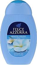 Düfte, Parfümerie und Kosmetik Mildes Duschgel mit weißem Moschus - Felce Azzurra Shower-Gel