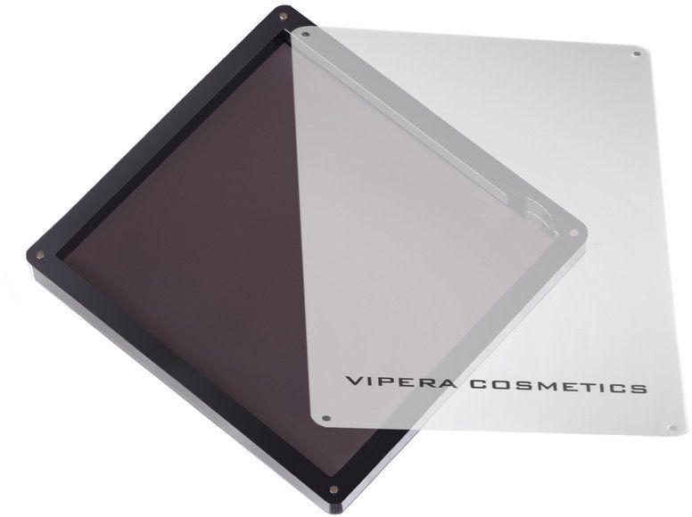 Professionelle Schminkpalette groß - Vipera Magnetic Play Zone Big Satin Palette — Bild N2