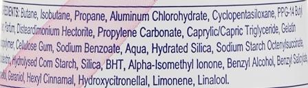 Deospray Antitranspirant - Rexona Biorythm Deodorant Spray — Bild N3