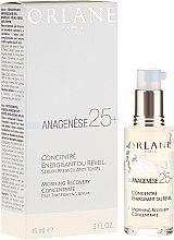 Düfte, Parfümerie und Kosmetik Gesichtsserum - Orlane Anagenese 25+ Morning Concentrate First Time-Fighting Serum