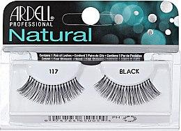 Düfte, Parfümerie und Kosmetik Künstliche Wimpern - Ardell Fashion Lashes Natural 117