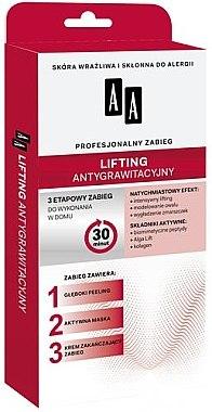 Straffende Gesichtspflege - AA 3-Etapowe Zabieg Lifting Filler — Bild N1