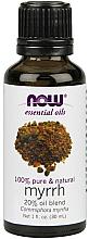 Düfte, Parfümerie und Kosmetik 100% Reine ätherische Ölmischung mit Myrrhenöl - Now Foods Essential Oils Myrrh Oil Blend