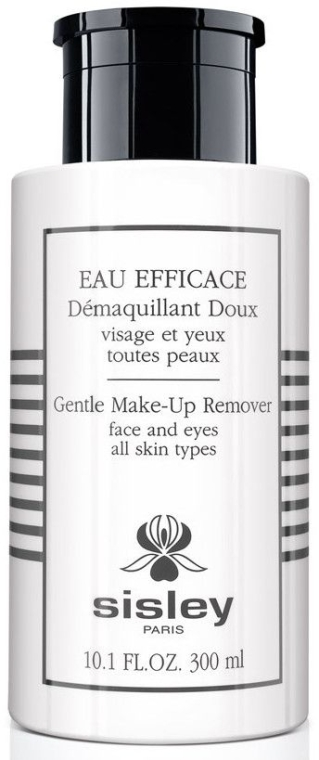 Sanfter Make-up Entferner für Gesicht und Augen - Sisley Eau Efficace Gentle Make Up Remover — Bild N2