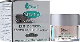 Düfte, Parfümerie und Kosmetik Aufhellende Gesichtscreme SPF 15 - Ava Laboratorium White Skin Brightening Face Cream
