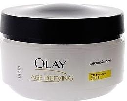 Tagescreme für mehr Elastizität SPF 15 - Olay Age Defying Day Cream  — Bild N4