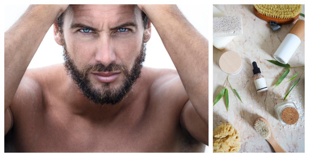 Wie sollten Männer ihre Haut richtig pflegen