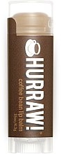 Düfte, Parfümerie und Kosmetik Lippenbalsam Kaffeebohne - Hurraw! Coffee Bean Lip Balm
