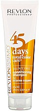 Düfte, Parfümerie und Kosmetik 2in1 Shampoo und Conditioner für Kupfernuancen - Revlon Professional Revlonissimo 45 Days Intense Coppers 2in1