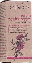 Düfte, Parfümerie und Kosmetik Glättendes Gesichtsserum mit 1% Bakuchiol - Sylveco Smoothing Serum