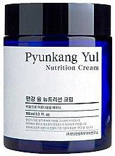 Düfte, Parfümerie und Kosmetik Pflegende Gesichtscreme mit Astragalus und natürlichen Ölen - Pyunkang Yul Nutrition Cream