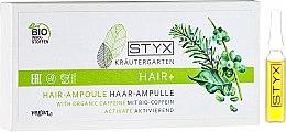 Düfte, Parfümerie und Kosmetik Haarampullen mit Bio Coffein - Styx Naturcosmetic Haar Balsam mit Melisse