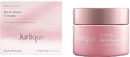 Düfte, Parfümerie und Kosmetik Tief feuchtigkeitsspendende Gesichtscreme mit Rosenextrakt - Jurlique Moisture Plus Rare Rose Cream