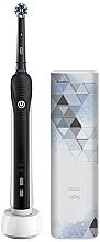 Düfte, Parfümerie und Kosmetik Elektrische Zahnbürste Pro 750 Cross schwarz - Oral-B Pro 750 Cross Action Black