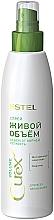 Düfte, Parfümerie und Kosmetik Volumen-Spray für alle Haartypen - Estel Professional Curex Volume Spray
